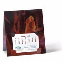 195143718-138 - NUVO™ by Triumph® Lenticular Desk Calendar - Scenic - thumbnail
