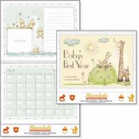 195470814-138 - Triumph® Baby's First Year by Rachelle Anne Miller Appointment Calendar - thumbnail
