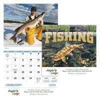 195471309-138 - Good Value® Fishing Calendar (Spiral) - thumbnail