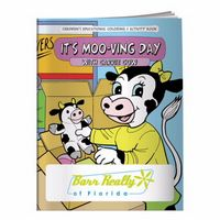 315960907-138 - BIC Graphic® Coloring Book: It's Moo-ving Day - thumbnail