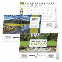 335470892-138 - Triumph® American Splendor Desk Calendar - thumbnail