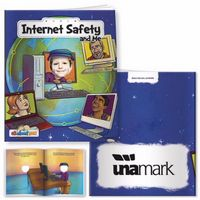 345961402-138 - BIC Graphic® All About Me Book: Internet Safety & Me - thumbnail