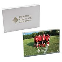 "365470708-138 - 4""x6"" BIC Graphic® Magnetic Acrylic Frame - thumbnail"