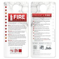 365471194-138 - BIC Graphic® Fire Safety Hang Tag - thumbnail