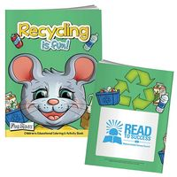 365471793-138 - BIC Graphic® Color Book w/Mask: Recycling is Fun! - thumbnail