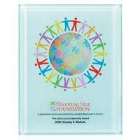 "375471560-138 - Jaffa® Radiant Trillinnium Award Plaque (8""x10"") - thumbnail"