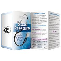 385470644-138 - BIC Graphic: Key Point: Blood Pressure Guide & Record Keeper - thumbnail