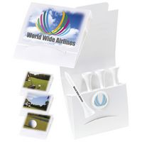 "395470411-138 - Bic Graphic® 4-1 Golf Tee Packet w/Ball Marker & 3 1/4"" Tees - thumbnail"