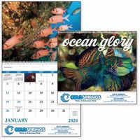 395471302-138 - Good Value® Ocean Glory Spiral Calendar - thumbnail