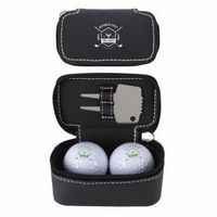 395473283-138 - Wilson® 2-in-1 Golf Gift Kit w/Ultra 500 Golf Balls - thumbnail