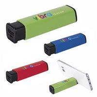 395543578-138 - Good Value® Slider Phone Stand Power Band 2200 mAh - thumbnail