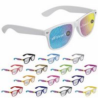 395932742-138 - Good Value® Retro Pinhole Sunglasses - thumbnail