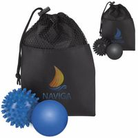 396077287-138 - GoodValue® Massage Ball Set - thumbnail