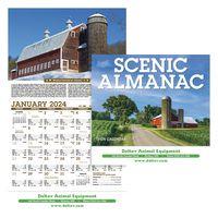 505470885-138 - Triumph® Scenic Almanac Calendar - thumbnail