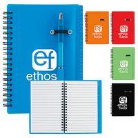 "505471677-138 - 5""x7"" Good Value® Journal Notebook w/Pen Loop - thumbnail"