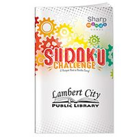 505472865-138 - BIC Graphic® Sharper Minds Games: Sudoku Challenge - thumbnail