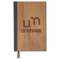 505926870-138 - WOODCHUCK™ Mahogany Classic Journal - thumbnail