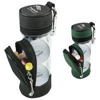 515470350-138 - Titleist® Mini Golf Bag w/DT TruSoft™ Golf Balls & 5 Tees - thumbnail