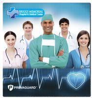 "524024024-138 - BIC® Antimicrobial Mouse Pads (7 1/2""x8""x1/8"") - thumbnail"