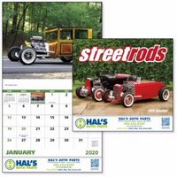 525471315-138 - Good Value® Street Rods Calendar (Stapled) - thumbnail