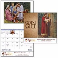 545473137-138 - Good Value® God's Gift Calendar (Stapled) - thumbnail