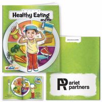 545961400-138 - BIC Graphic® All About Me Book: Healthy Eating & Me - thumbnail