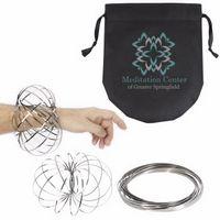 555707931-138 - Universal Source™ 3D Arm Ring Spinner Bracelet - thumbnail