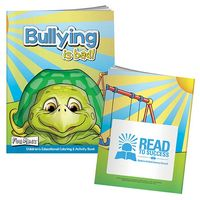 565471796-138 - BIC Graphic® Color Book w/Mask: Bullying is Bad - thumbnail