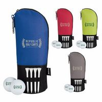 565473276-138 - KOOZIE® Mantra Golf Kit w/Titleist® DT® TruSoft Golf Balls - thumbnail