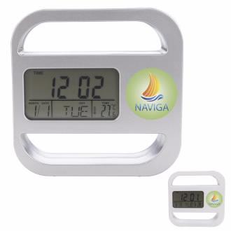 565936795-138 - Good Value® 4-N-1 Desk Clock - thumbnail