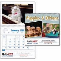 575470870-138 - Triumph® Puppies & Kittens Pocket Calendar - thumbnail