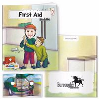 575961618-138 - BIC Graphic® All About Me Book: First Aid & Me - thumbnail