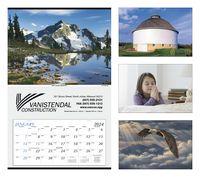 585470746-138 - Triumph® Large Hanger Calendar - thumbnail