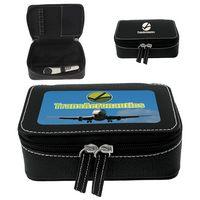 595471206-138 - Zippered Golf Gift Set - thumbnail