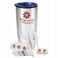 595473281-138 - Callaway® Glacial Diamonds Golf Kit w/Warbird 2.0 Golf Balls & Tumbler - thumbnail