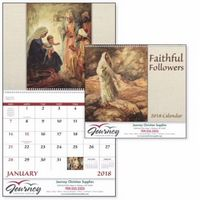 705471279-138 - GoodValue® Faithful Followers Calendar (Spiral) - thumbnail