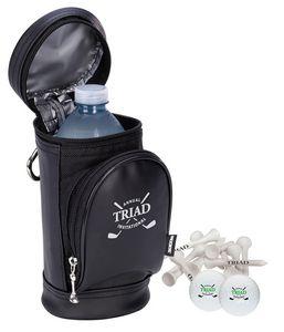 716516982-138 - Koozie® Golf Bag Kooler Kit w/Titleist® Pro V1® Balls - thumbnail