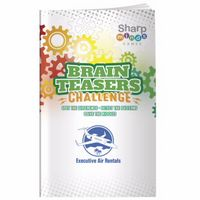725961369-138 - BIC Graphic® Sharper Minds Games: Brain Teasers - thumbnail