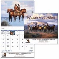 745471259-138 - Good Value® Western Frontier Spiral Calendar - thumbnail