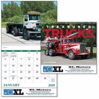 755471323-138 - Good Value® Treasured Trucks Calendar (Spiral) - thumbnail
