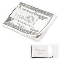 765470209-138 - BIC Graphic® Chrome Money Clip - thumbnail