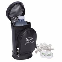 765473279-138 - KOOZIE® Golf Bag Kooler Kit w/Titleist® DT® TruSoft Golf Balls - thumbnail