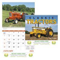 775472754-138 - Good Value® Classic Tractors Calendar (Spiral) - thumbnail