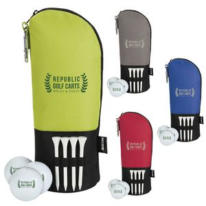 776516902-138 - Koozie® Mantra Golf Kit w/Titleist® TruFeel Golf Balls - thumbnail