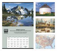 785470749-138 - Triumph® Jumbo Hanger 12-Month Calendar - thumbnail