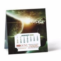 795143717-138 - NUVO™ by Triumph® Lenticular Desk Calendar - Space - thumbnail