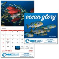 795471303-138 - Good Value® Ocean Glory Calendar (Stapled) - thumbnail