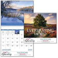 905471272-138 - Good Value® Everlasting Word Spiral Calendar w/Funeral Pre-Planning Form - thumbnail