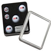 915470450-138 - Wilson® 3 Golf Ball Display Box - thumbnail