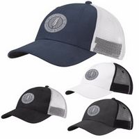 945982390-138 - TaylorMade® Performance Front Hit Trucker Hat - thumbnail